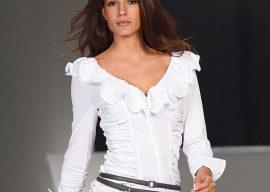 Как отбелить белую блузку в домашних условиях? Лучшие рекомендации