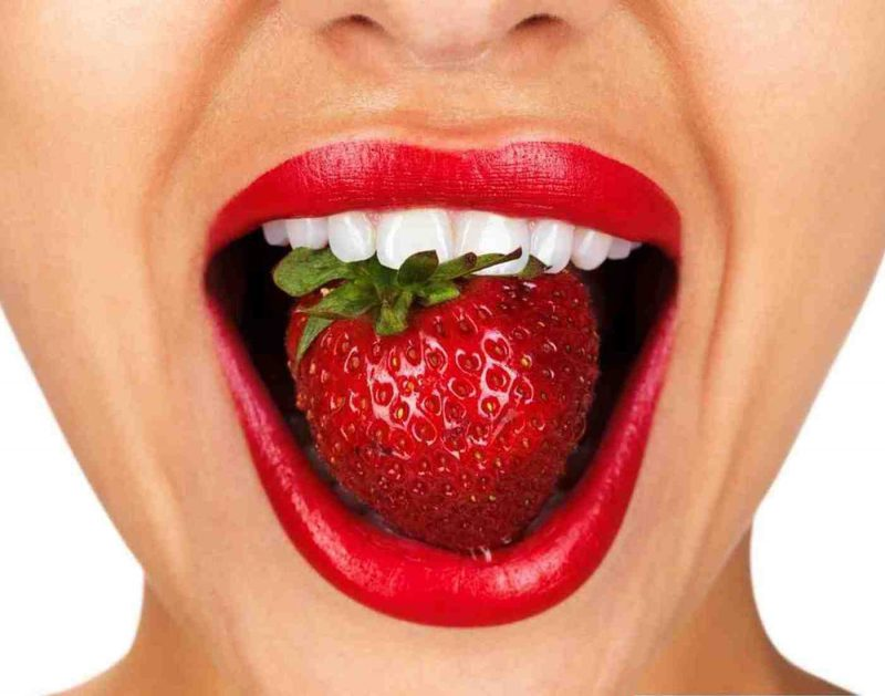 Фруктовая кислота может отбелить зубы