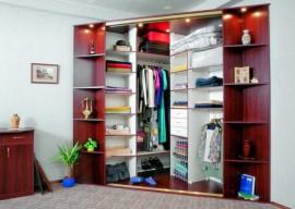 Организация и хранение вещей в шкафу