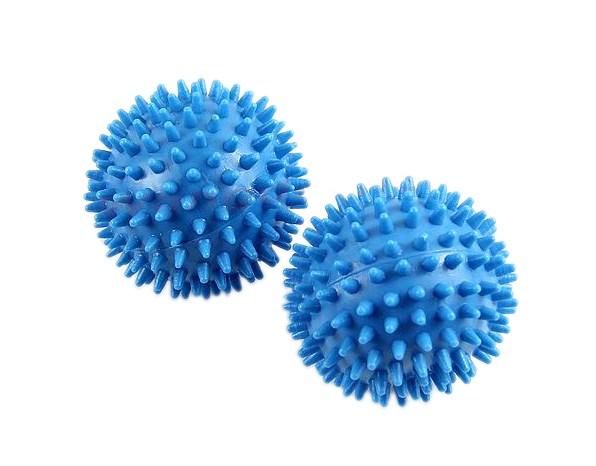 специальные шарики ежики для стирки пуховика в стиральной машинке