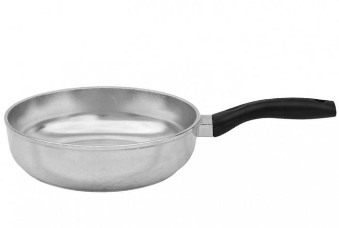 сковородка с бакелитовой ручкой