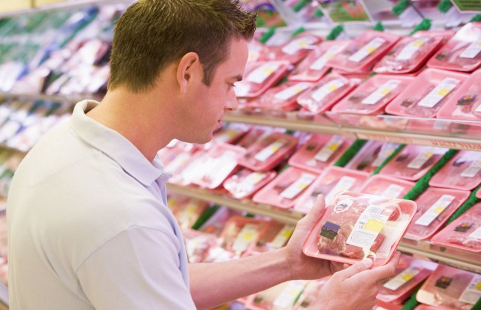 выбор продуктов