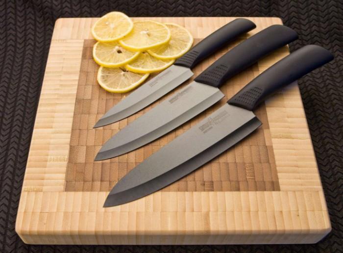 заточенные ножи