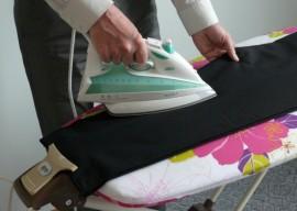 Как гладить брюки со стрелками