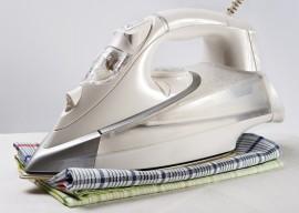 Как очистить утюг от накипи: только проверенные способы