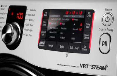 функционал стиральной машины