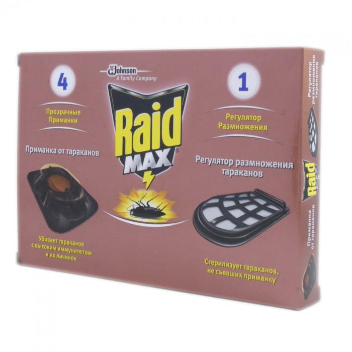 Ловушка для тараканов от Рейд