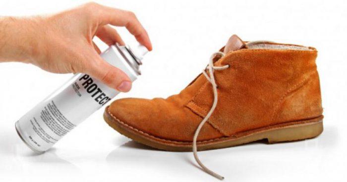 особенности очистки обуви