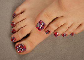 Народное средство от грибка ногтей на ногах