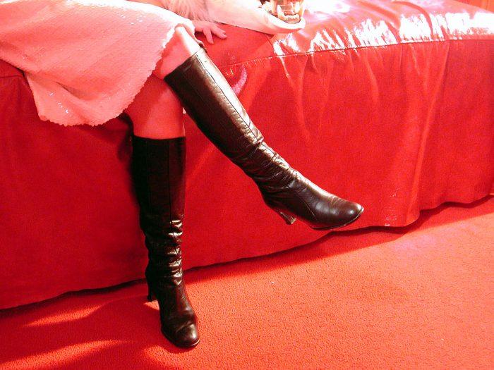 выводим растворы на обуви