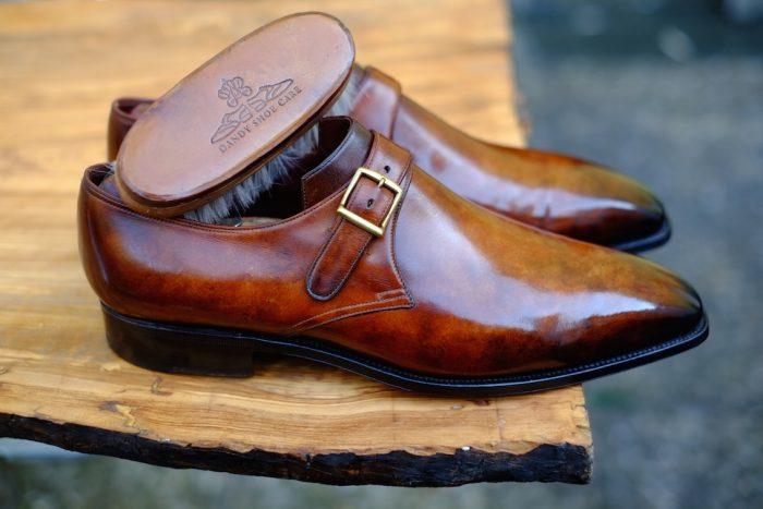 эффективная очистка обуви