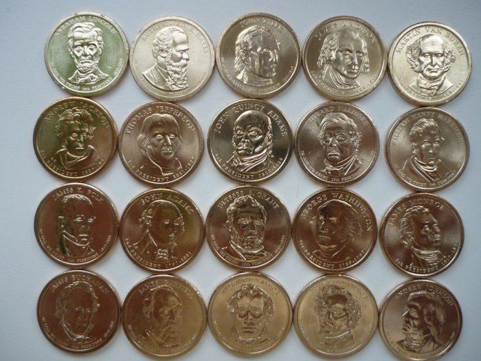 способ  очистки монет