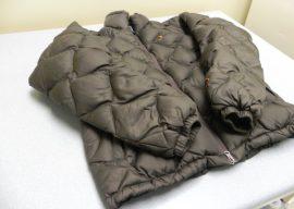 Как стирать куртку из полиэстера: алгоритм действий