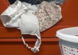 Как отбелить бюстгальтер в домашних условиях: только проверенные методы