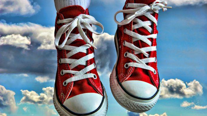 Радикальные методы растягивания кроссовок