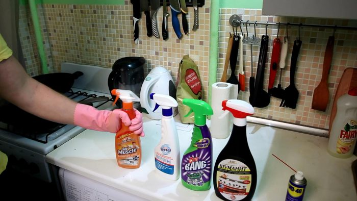 как почистить кастрюлю дома