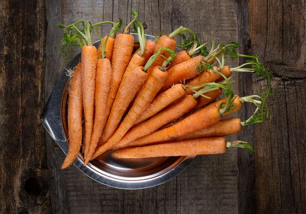 хранение моркови дома