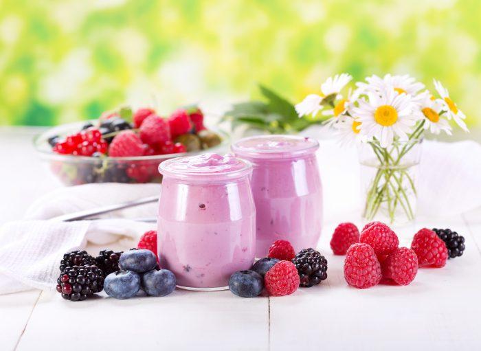 Вкусный йогурт в йогуртнице