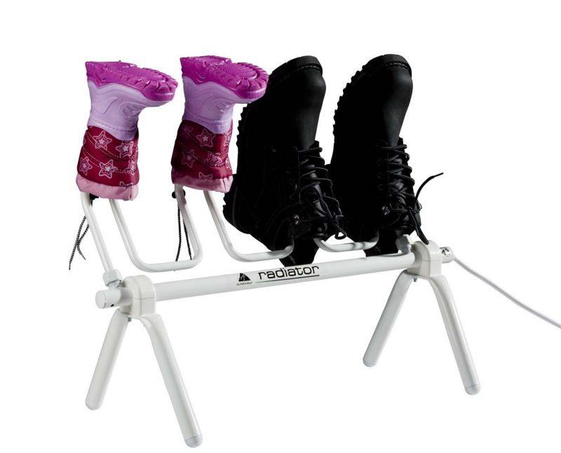 Правила ухода за велюровой обувью зимой