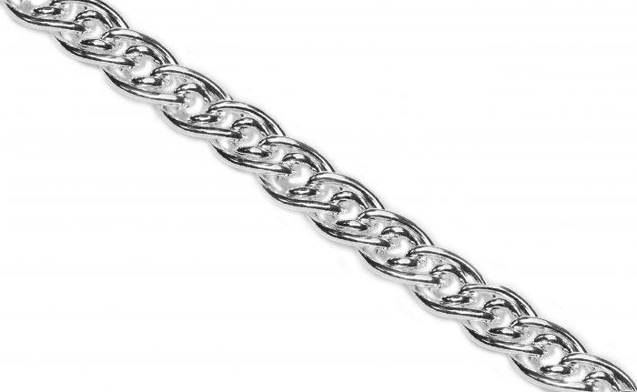 как очистить цепочку из серебра самостоятельно