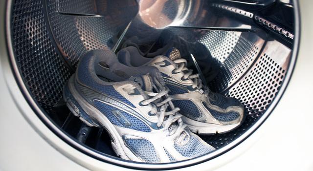 постирать кроссовки в стиральной машине автомат