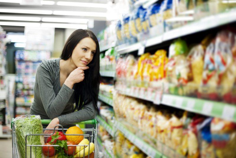 Экономия денег на продуктах питания