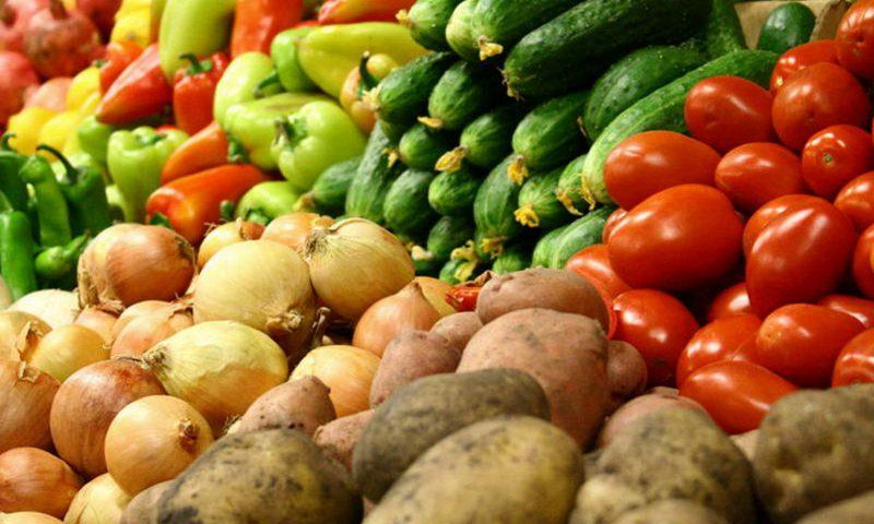 Овощи и фрукты - полезная и экономная еда