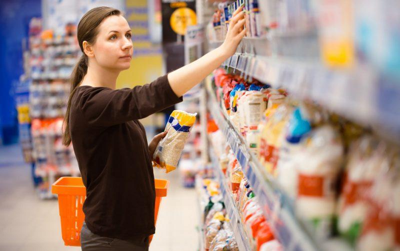 экономия в магазине