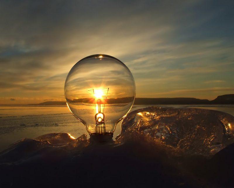 экономия на лампочках