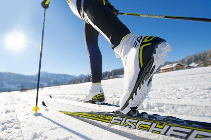 горные и беговые лыжи