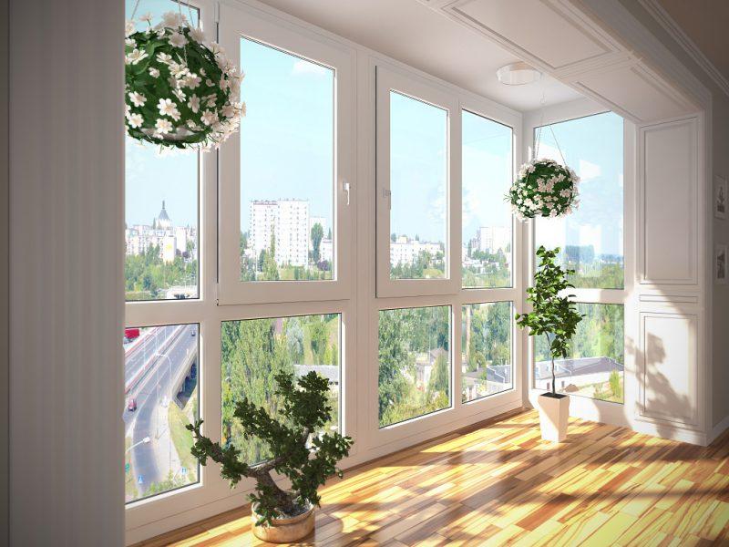 новые окна позволяют платить за отопление квартиры меньше