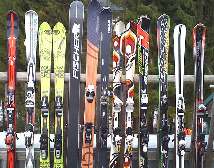 бренды горных лыж