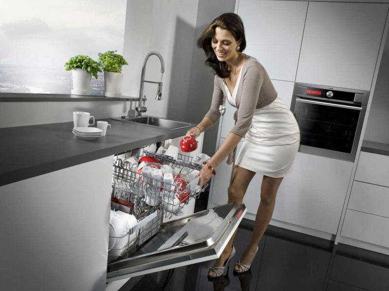 экономия квартплаты с помощью посудомоечной машинки