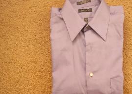 Как правильно сложить рубашку чтобы она не помялась