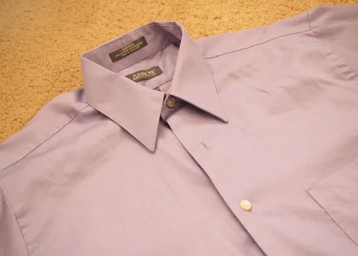 подготовка рубашки