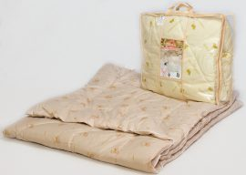 Какие бывают одеяла из овечьей шерсти?