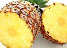 Как чистить ананас быстро и правильно?