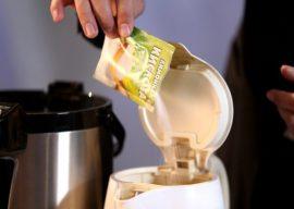 Как почистить чайник лимонной кислотой – инструкция