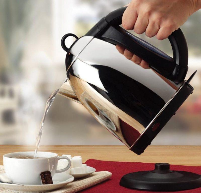 Советы для эффективной очистки чайника