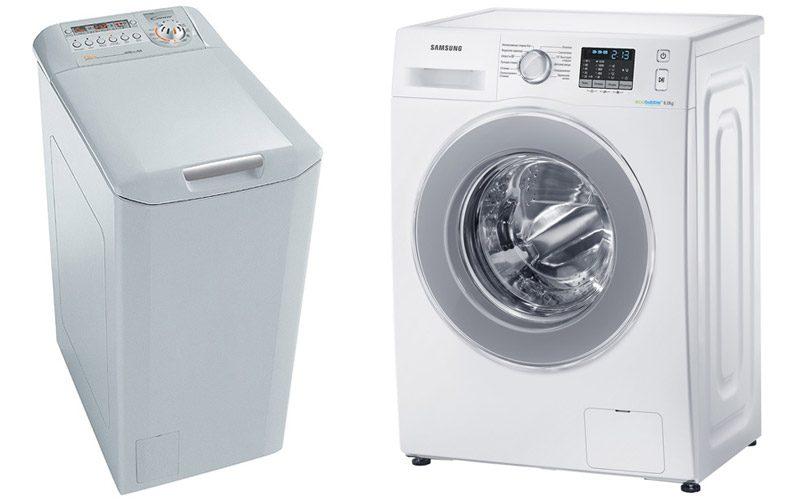 Популярные разновидности стиральных машин