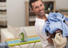 Как отстирать монтажную пену с одежды дома