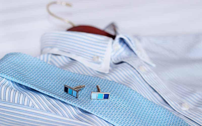 Правила стирки галстуков