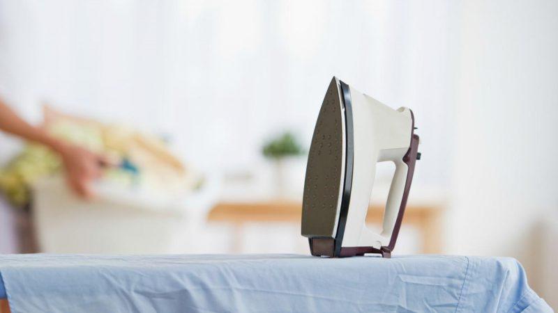 чистка утюга в домашних условиях