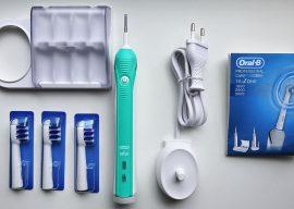 Электрические зубные щетки: как выбрать?