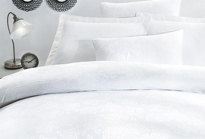 Как качественно отбелить постельное белье