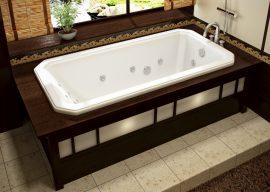 Как отбелить акриловую ванну в домашних условиях