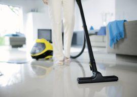 Какие виды уборки проводят клининговые службы в квартире